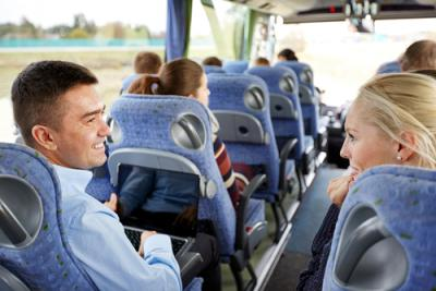 3 Reasons Why Hiring a Group Transportation Service Guarantees Your Team a Successful Trip