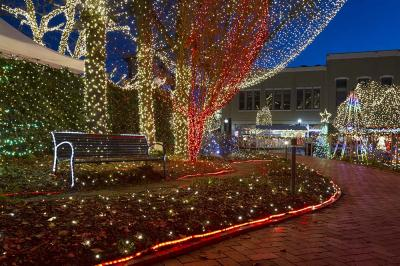 Best Holiday Lights Tours and Displays in New Jersey