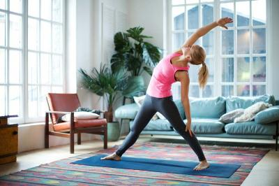 Simple Exercises you can do Without Leaving your Room