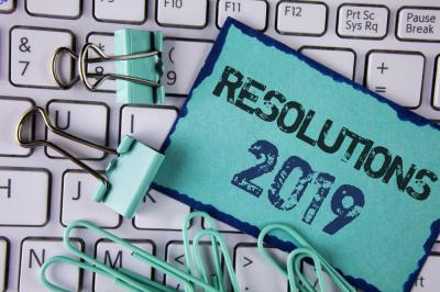 4 New Year's Resolutions for an Epic Year